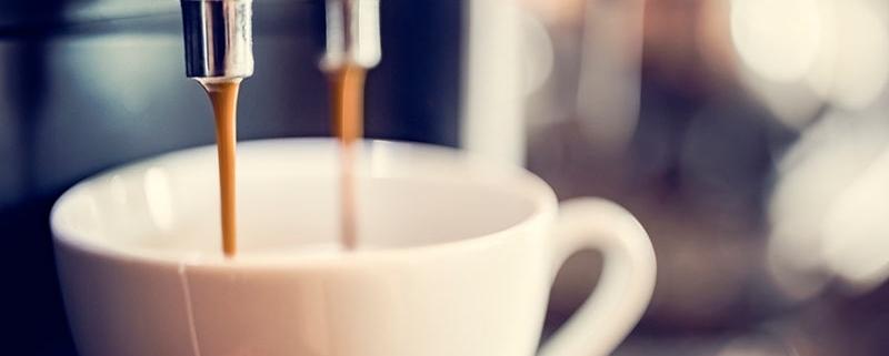 tabletop coffee machine UK
