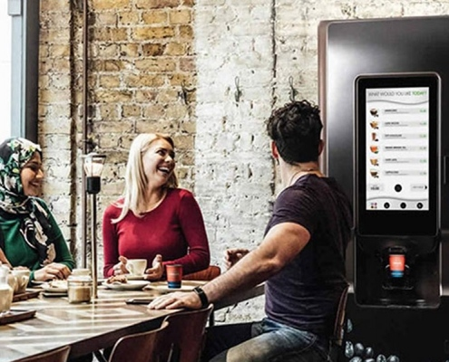 Our vending services represent a valuable employee perk that's totally hassle-free.