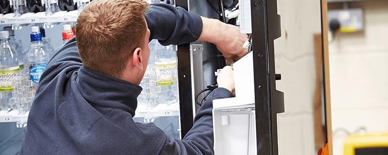 Coinadrink Limited vending machine UK