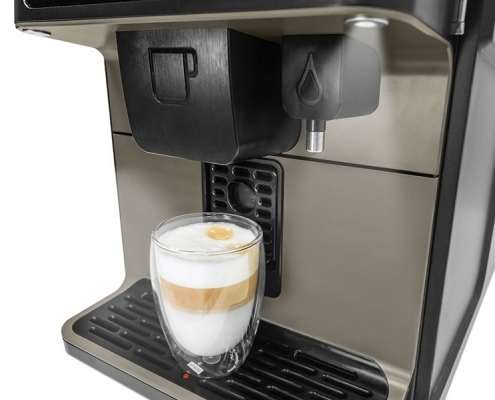 The Vitro X1 fresh milk coffee machine from Coinadrink Limited.
