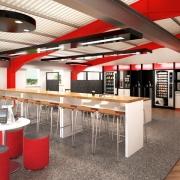 office vending solutions West Midlands UK