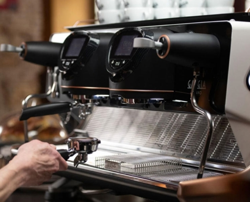 barista coffee machines la reale