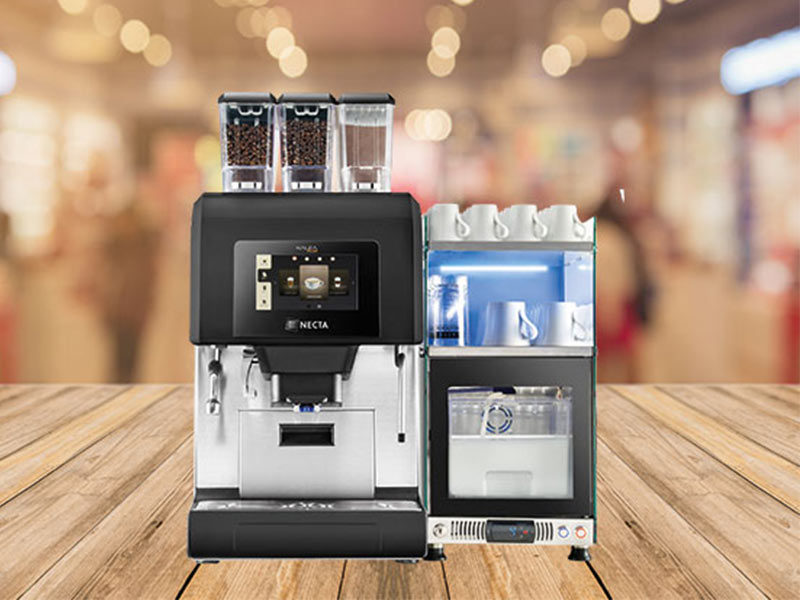 barista coffee machines from coinadrink
