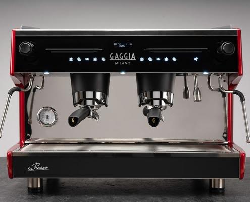 barista coffee machines la precisa