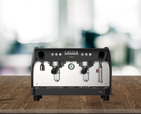 barista coffee machines ruby
