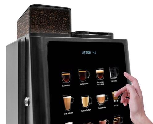 barista coffee machines vitro x1 mia