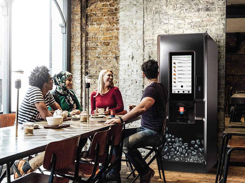 floorstanding coffee vending machines west midlands