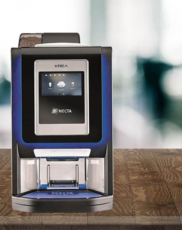 Krea Touch coffee vending machine