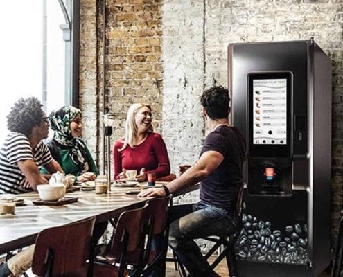 tea machine coti