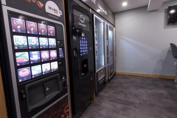 Buy vending machine {location] West Midlands UK