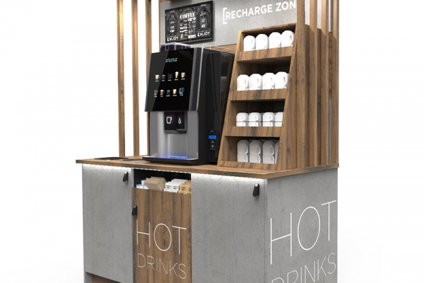 Coffee stations Dudley and West Midlands UK