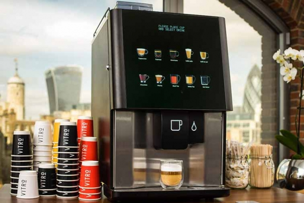 Vending machine hire prices tabletop coffee Dudley West Midlands